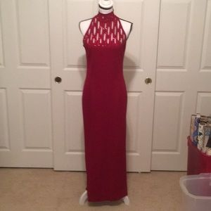 "Designer Gown 55"" length"